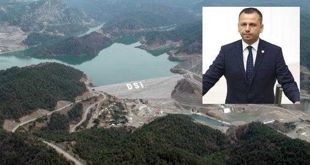 """CHP'li Erbay; """"AKP barajları satmaya başladı"""""""