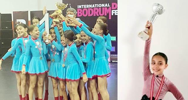 Milas'ın Küçük Şampiyonu, artık Türkiye'nin de şampiyonu…
