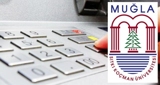 2 adet ATM alanı kiraya verilecektir