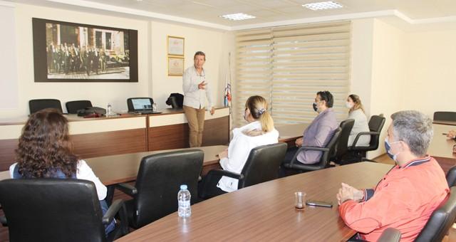 MİTSO Çalışanlarına Covid-19 eğitimi: