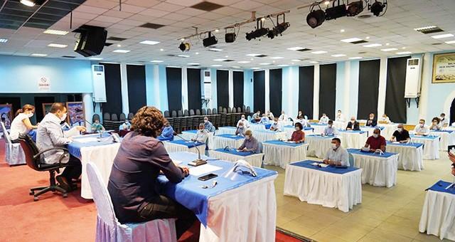 Milas Belediye Meclisi 6 Temmuz'da toplanıyor
