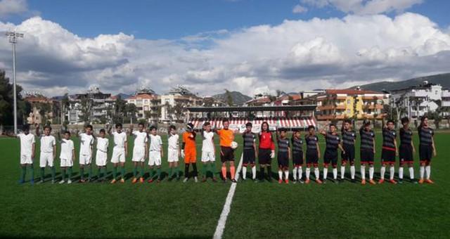 U14 Ligi Çeyrek Final Maçları Tamamlandı