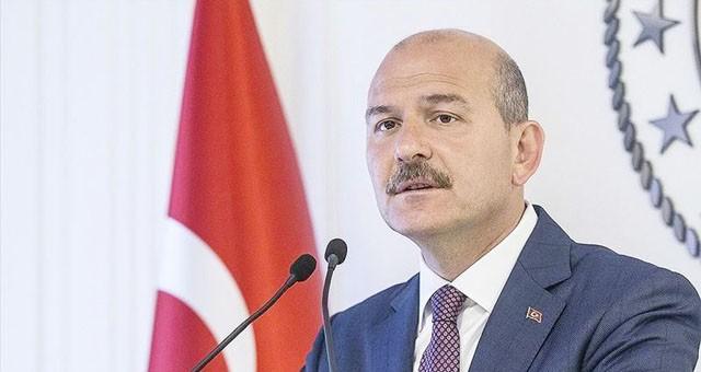 İçişleri Bakanı Soylu,en büyük denetimin yarınyapılacağını söyledi