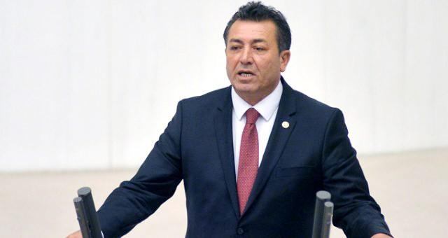"""CHP'li Alban: """"Türkiye'nin en gizemli şirketi..Bu şirketin yönetim kurulunu kimse bilmiyor"""""""