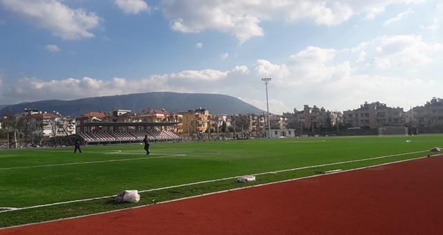 Yeni Stadyum İnşaatı Devam Ediyor..