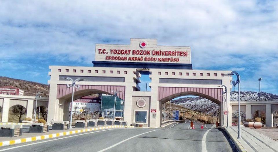 Yozgat Bozok'ta 2 Bin Öğrenci Yüz Yüze Eğitime Başlıyor