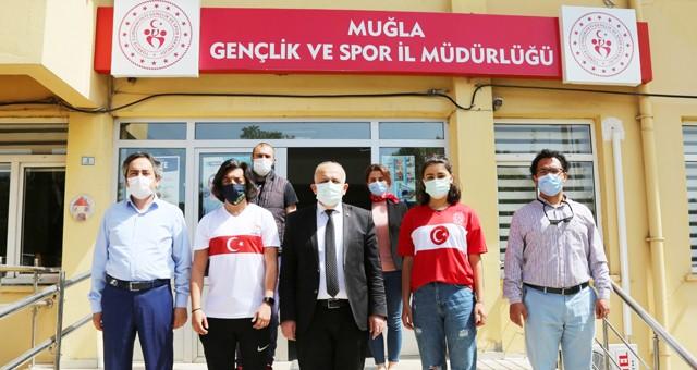Muğla'yı 19 Mayıs'ta gururla temsil edecekler