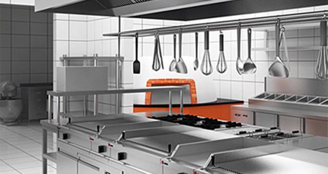 Mutfak kurulumu cihaz ve malzeme alımı yapılacak