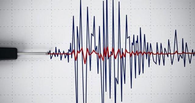 4.5 Büyüklüğünde Depremle Sallandık..