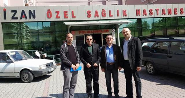 MGC Üyelerine Milas'ta da sağlık desteği!