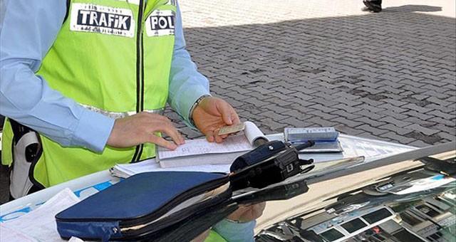 Pervasız sürücüye 10 bin TL ceza..