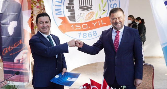 Bodrum Belediyesi ve Milas Belediyesiarasında Kardeş Şehir Protokolü
