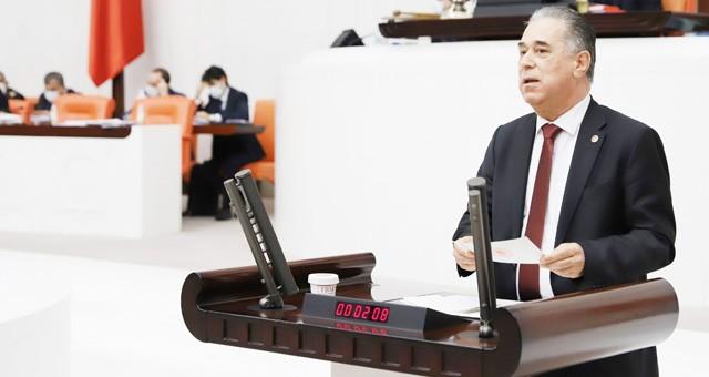 """Milletvekili Suat Özcan:  """"MİLAS ÇEVRE YOLU BİR AN ÖNCE YAPILMALIDIR"""""""