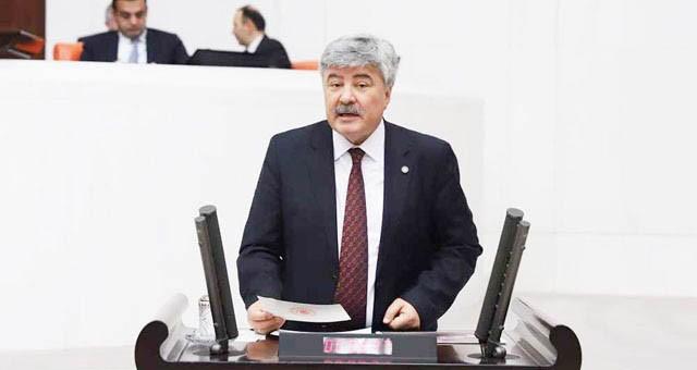 Metin Ergun, usta öğreticilerin sorununu Milli Eğitim Bakanı'na sordu..