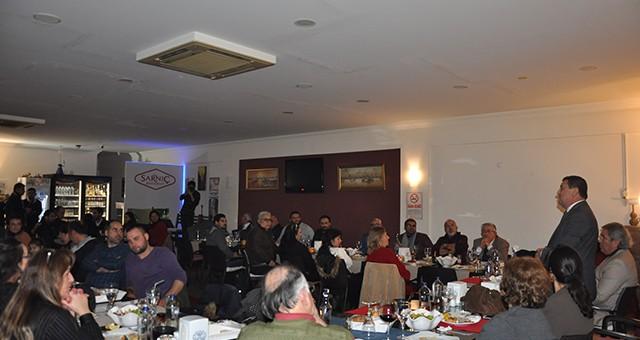 Başkan Tokat'tan geleneksel basın yemeği…