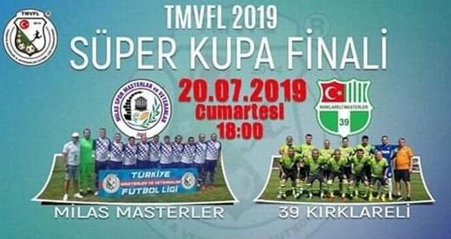 Süper Kupa Finalinde Buluşuyorlar