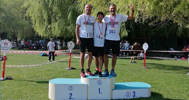 Karyalı Koşucu 4 Madalya ile Milas'a Döndü