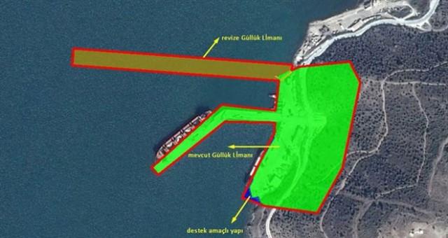 """Milletvekili Metin Ergun'dan Güllük Limanı Revizyon Projesi ile ilgili açıklama: """"BEN YAPTIM OLDU MANTIĞINI KINIYORUZ"""""""