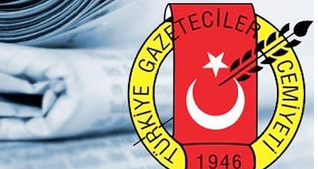 """""""GAZETECİ ÖNCE HALKA VE GERÇEĞE KARŞI SORUMLUDUR"""""""