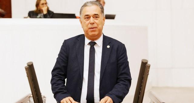 Suat Özcan Meclis'te CHP adına konuştu: