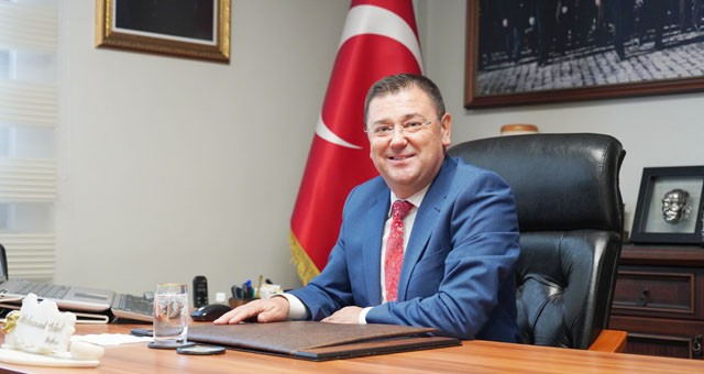Belediye Başkanı Muhammet Tokat'ın5 Haziran Dünya Çevre Günü mesajı