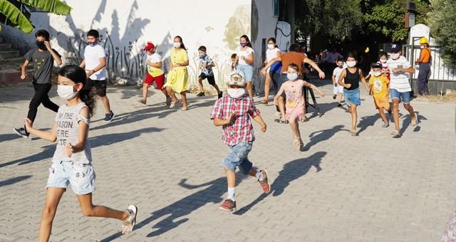 Ekinambarı İlkokul'unun tadilatı tamamlandı