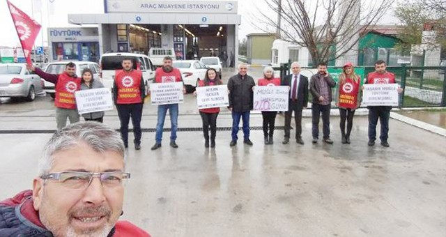 Muğla Tüvtürk İşçileri İşe İade Davasını Kazandı