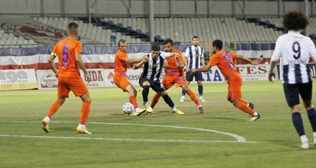Fethiyespor yarı finalden geri döndü