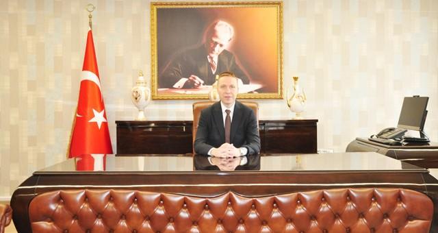 Kaymakam Mustafa Ünver Böke'nin14 Mart Tıp Bayramı Mesajı