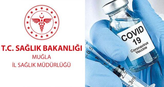 İl Sağlık Müdürlüğü'ndenCOVİD-19 AŞI BİLGİLENDİRMESİ