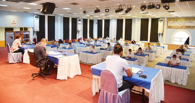 Eylül ayı meclisi toplandı
