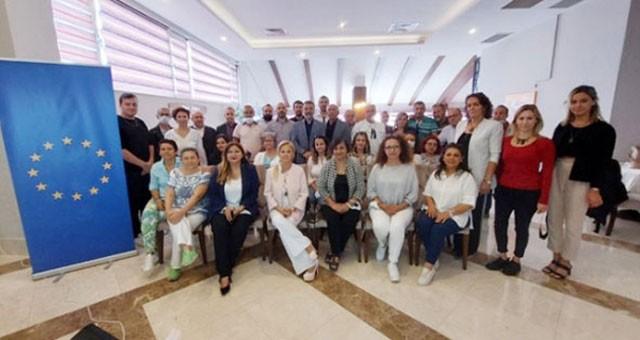 Muğlalı gazetecilerden İGC il eğitimine yoğun ilgi