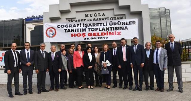MUĞLA KÖFTESİ VE MUĞLA SARAYLISI DA COĞRAFİ İŞARET ALDI..