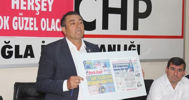 CHP'Lİ ALBAN'DAN HAKKINDAKİ SUÇLAMALARA BELGELİ YANIT