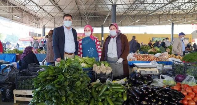 Başkan Tokat, pazar yerleri düzenlemesi ile ilgili açıklamalarda bulundu