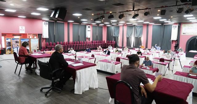 Belediye Meclisi ikinci toplantısı yapıldı