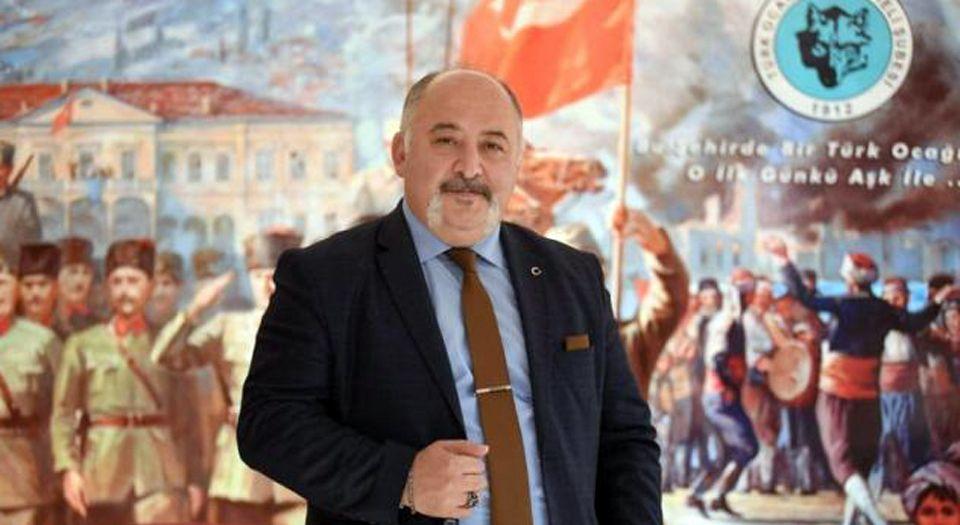 Türk Ocakları Kocaeli'de Bayrak Devri Hazırlığı