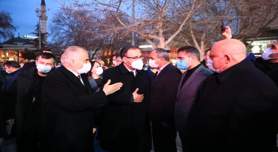 Gençlik Ve Spor Bakanı Dr. Mehmet Muharrem Kasapoğlundan Buldana Müjdeler