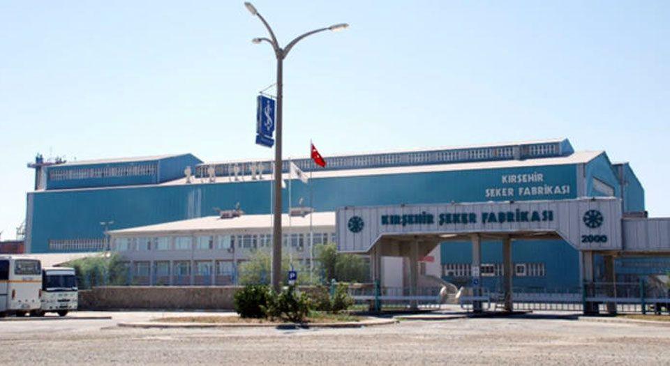 Kırşehir Şeker Fabrikası, 21 Yılın En Yüksek Rekoltesine Ulaştı