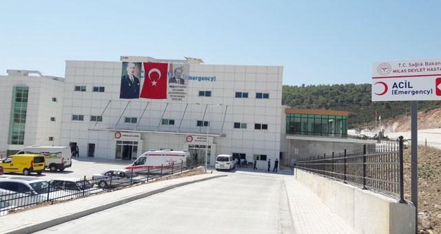 Devlet hastanesi yeni binasında hizmete girdi