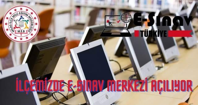 Milas'ta e-Sınav Merkezi açılıyor