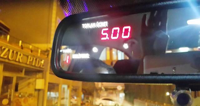Ticari taksi kullanıcılarının dikkatine