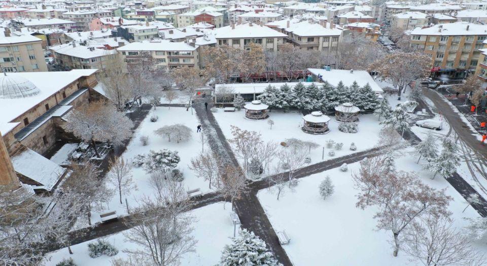 Aksaray Belediyesi Kar Yağışına Karşı Teyakkuzda