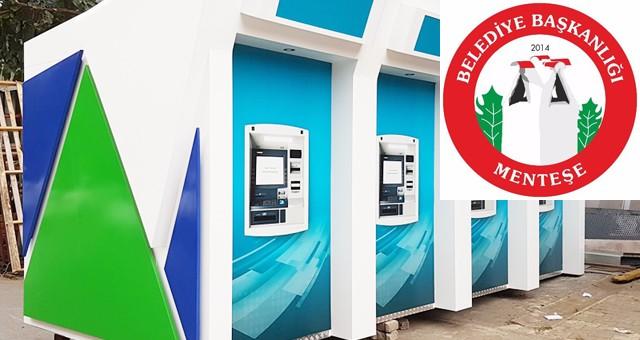 Çoklu ATM kabini alınacak