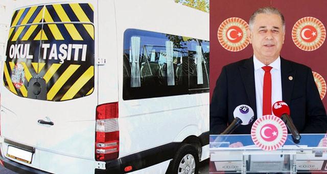 CHP'Lİ Özcan: Eğitim taşımacılığında sorunlar çözülmeli!