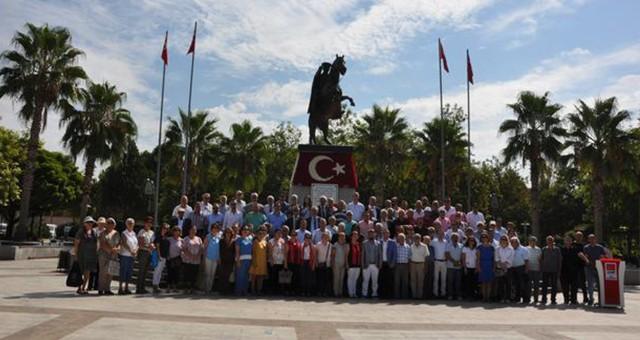 """Milas ilçe örgütü, CHP'nin kuruluş yıldönümünü kutladı - """"Partimizin tek hedefi iktidar olmaktır"""""""