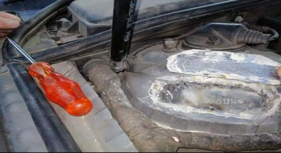 Öncüpınar Gümrük Kapısı'nda Şüpheli Araç Yakalandı