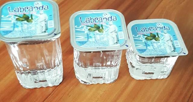 Labranda Su'da son yenilik