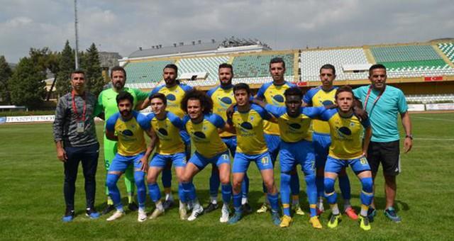 """Turgutreis'ten son dakika golü  """"Lige Katılıyoruz"""""""