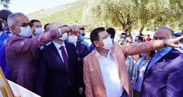 Ulaştırma Bakanı, yeni hastane kavşağı konusunda bilgi aldı